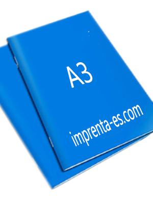 Revistas A3 ejemplo