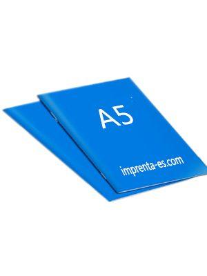 Revistas A5 ejemplo