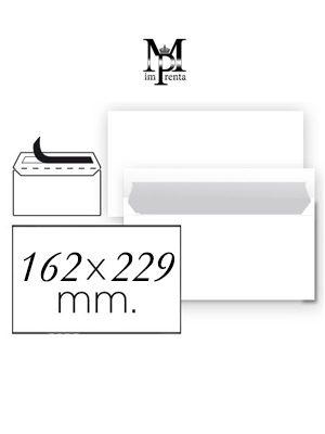 Sobres 162mm x 229mm ejemplo