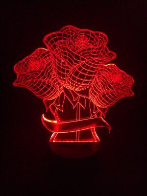 lampara 3d las rozas