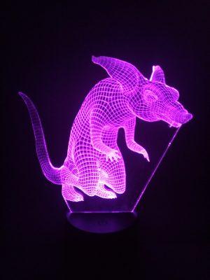 lampara 3d guffy