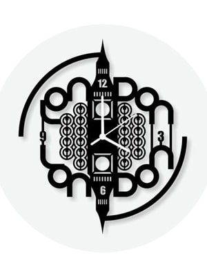 reloj de pared london