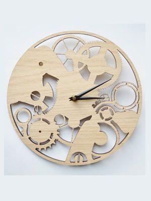 reloj de pared mecanico