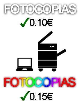 fotocopias online